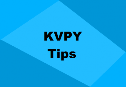 KVPY Preparation Guide Tips and Strategy