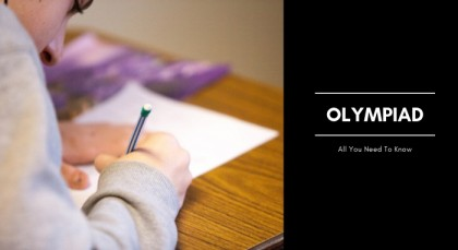 Olympiads Exams - Last Month Preparation Strategy