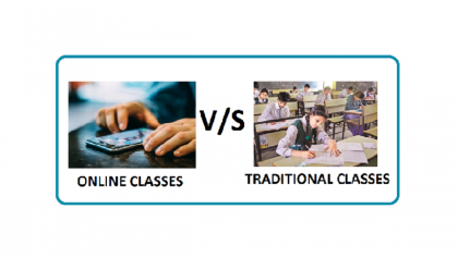 Online classes VS Offline classes which one to choose for JEE Preparation