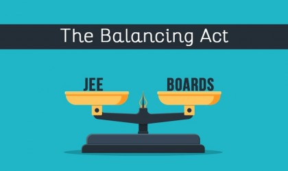 Want to prepare for boards and JEE together Here is how you can